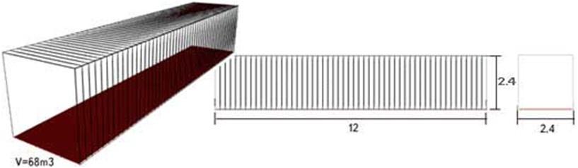 Технические характеристики автомобиля 20-тонник с изотермическим полуприцепом